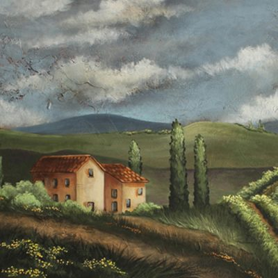 Painting-TuscanyDream